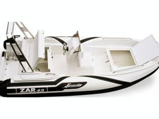 Zar 43 moteur Suzuki 50cv Essence