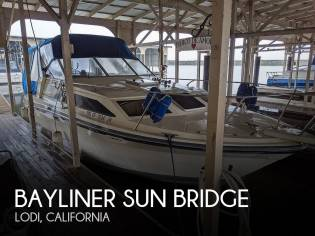 Bayliner Contessa 2850 Sunbridge