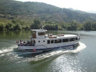 Barco Aço 20m - Motor DEUTZ
