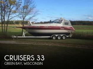 Cruisers Yachts 3060 Rouge