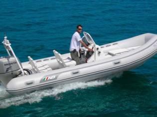 AB Inflatables Oceanus 19 VST
