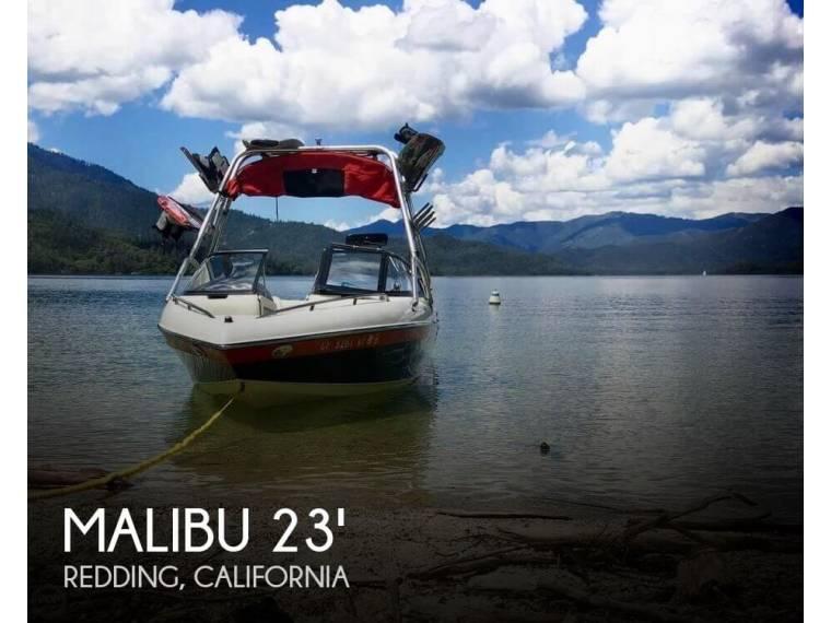 Malibu 21 VLX Wakesetter