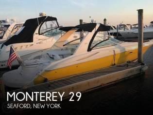 Monterey 298 Super Sport
