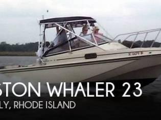 Boston Whaler 23 WT