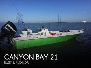 Canyon Bay 22B