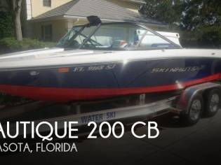 Nautique 200 Closed Bow Coastal Edition