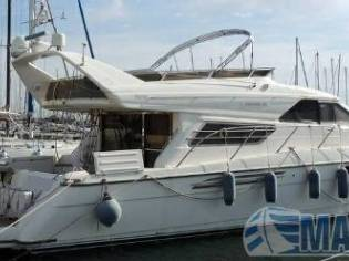 Marine Project Princess 60 fly