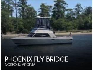 Phoenix 29 Fly Bridge