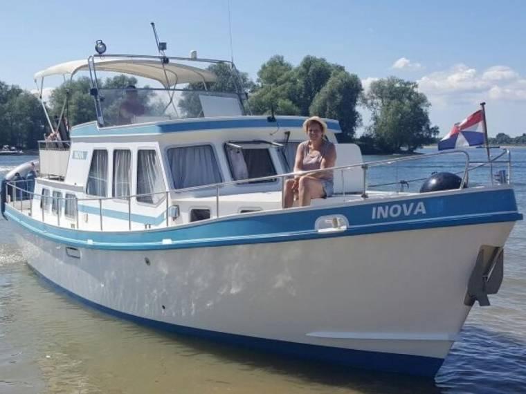 Super Trawler Jawes 112 TR