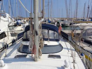 North Wind Mistral  40 Ketch