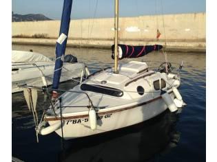 Leisure 17 :Vela crucero recreo