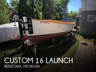 Custom Tanja Launch 16