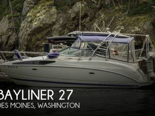 Bayliner 265 EC