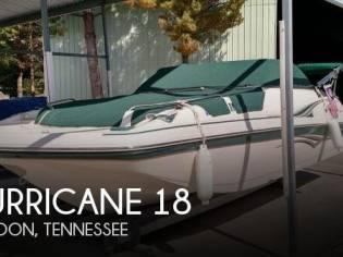 Hurricane 187 Sundeck