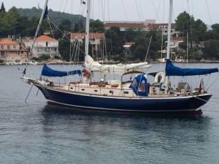 Custom Cherubini Boat Company Cherubini 44 Ketch