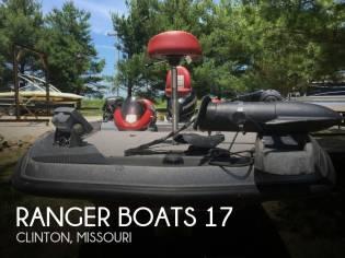 Ranger Boats 177TR