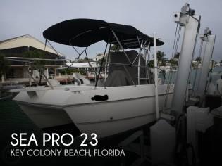 Sea Pro Sportcraft SCC 235