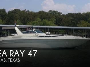 Sea Ray 420