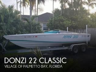 Donzi 22 Classic