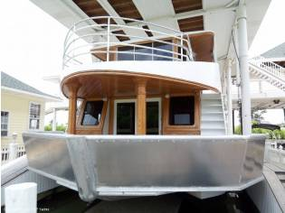 Chiasson Catamaran MotorYacht