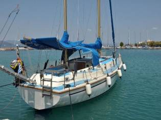 Westerly 33 Ketch