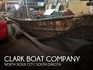 Clark Boat Company Custom 21