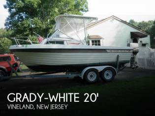 Grady-White 205 Gulfstream