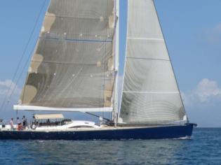 Green Marine/Reichel Pugh Fast Cruiser