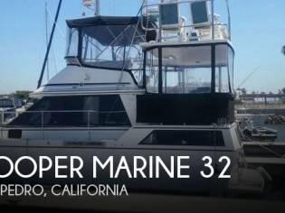 Cooper Marine Prowler 320