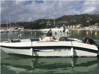 Mano Marine 21.50 Sport Fish