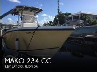 Mako 234 CC