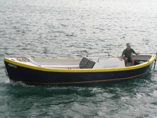 Baleeira 6.80m