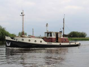 Motorsleepboot Amsterdammer