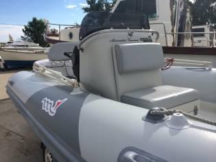 Motonautica Vesuviana 500 Comfort