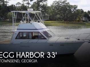Egg Harbor 33' Sedan