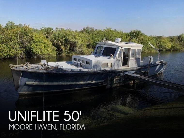 Navy 50 Utility Boat