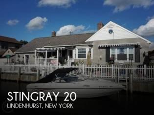 Stingray 195 CS