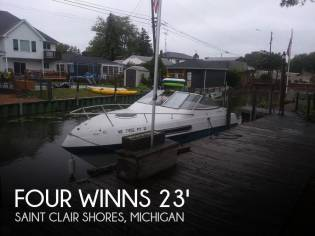 Four Winns 238 Vista