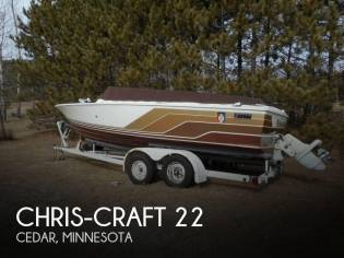 Chris-Craft XK-22