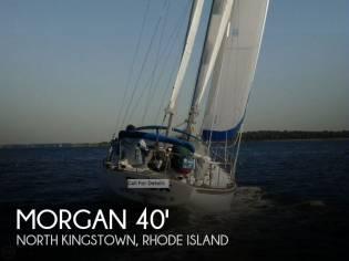 Morgan 40 Cruising Ketch