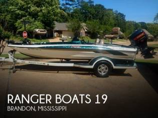 Ranger Boats 518SVS