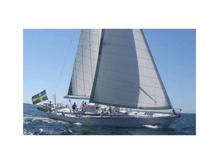 Swan 61-006 lifting keel