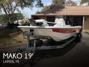 Mako Pro Skiff 19 CC