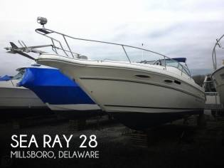 Sea Ray 280 Weekender