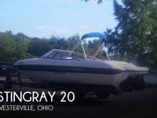 Stingray 208LR