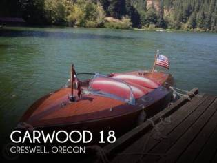 Garwood 18 Barrelback