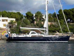 Marine Projects Moody 54