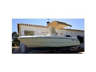 Sessa Marine Key Largo 22 Deck