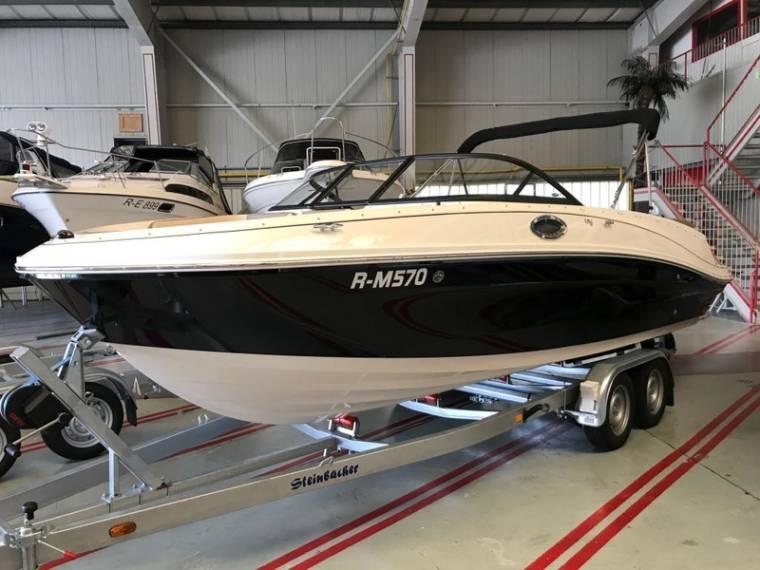 VR6 inkl. Steinbacher K25 Motorboot