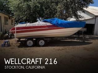 Wellcraft 216 Eclipse